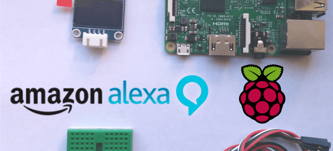 Amazon Alexa GUI