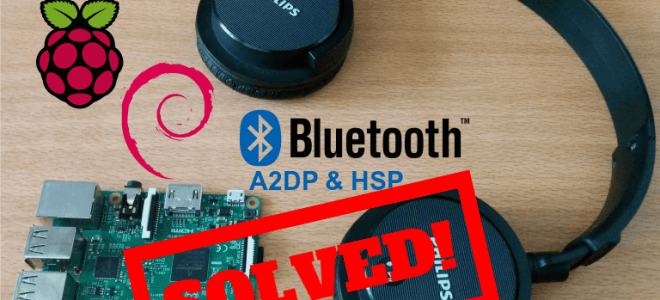 How To Connect Bluetooth Headset Or Speaker To Raspberry Pi 3